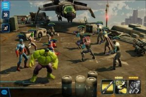 MARVEL Strike Force MOD APK 3.10.2 (Unlimited Energy)