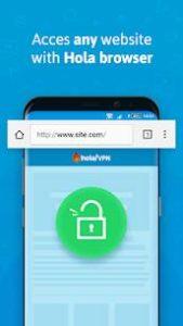 Hola Free VPN Proxy Unblocker Mod Apk