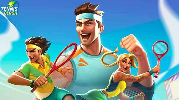 Tennis Clash: 3D Sports 1.30.2 (Full) Apk + Mod for Android
