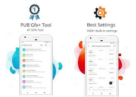 PUB Gfx+ Tool 0.18.0 B-166 Apk (Premium) for Android