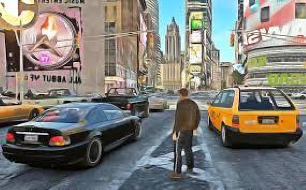 GTA 4 GRAND THEFT AUTO DOWNLOAD FOR PC IS HERE!