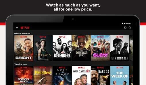Netflix 7.71.0 Apk + Mod (Premium) for Android