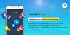 Parallel Space – Multiple accounts