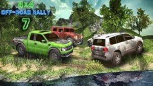 4×4 Off-Road Rally Mod Apk