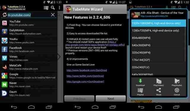 Tubemate Mod Apk Free Download