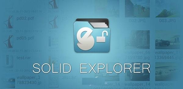 Solid Explorer Unlocker Mod Apk