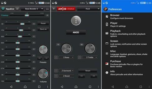 jetAudio Music Player+EQ Plus Mod Apk