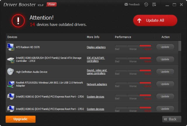 IObit Driver Booster Pro 7.2.0.580 Crack + LifeTime Serial Key