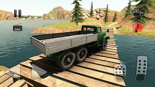Truck Driver Crazy Road 2 Mod Apk