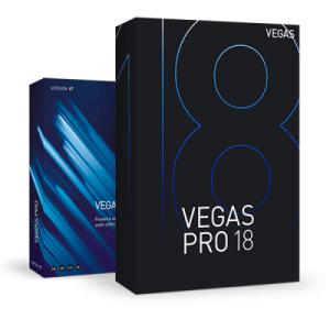 Magix VEGAS Pro 18 Crack