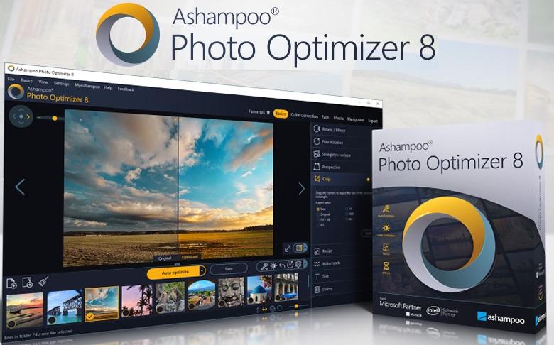 Ashampoo Photo Optimizer Crack