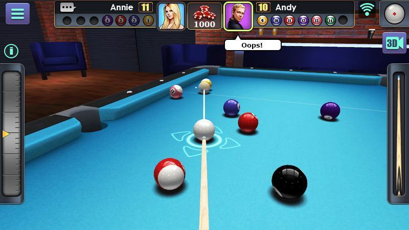 3D Pool Ball Mod Apk 2021