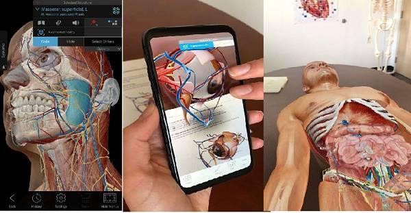 Human Anatomy Atlas Mod Apk
